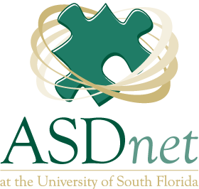 ASDnet at the University of South Florida,  logo