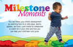 'Milestone Moments', cover image