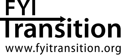FYI Transition, logo
