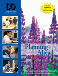Planning Ahead, cover image