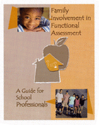 Family Involvement in Functional Assessment, cover image