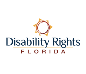Disability Rights Floridal Logo