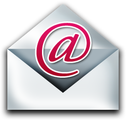 Email envelope icon.